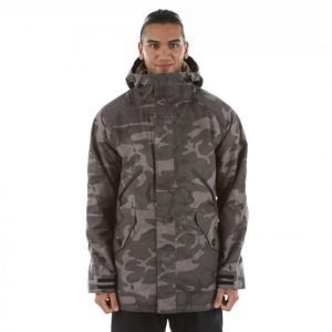 Burton Breach Jacket Lumilautailutakki Camo