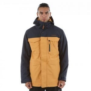 Burton Covert Jacket Lumilautailutakki Beige / Sininen