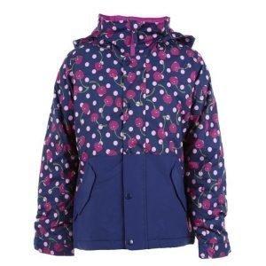 Burton Girls Echo Jackets Lumilautailutakki Lila / Roosa