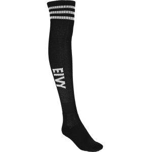 Eivy Alpine Socks Cheerleader Over Knee Lumilautailusukat