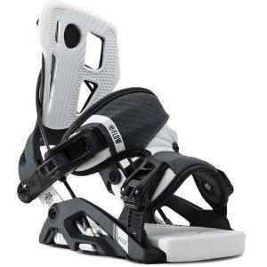 Flow Snowboarding Fuse Slate Binding Lumilautasiteet