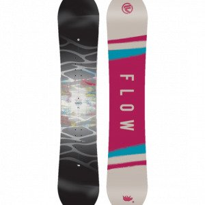 Flow Snowboarding Silhouette Lumilauta