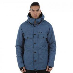 Oakley Razorback Bzi Jacket Lumilautailutakki Sininen