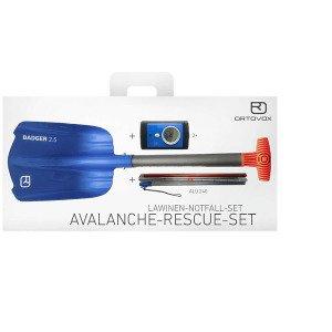 Ortovox Ava Rescue Kit 3+ Lumivyörypiippari