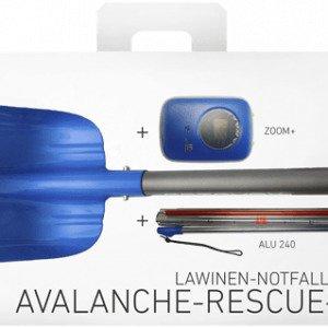 Ortovox Ava Rescue Kit Z+ Lumivyörypiippari